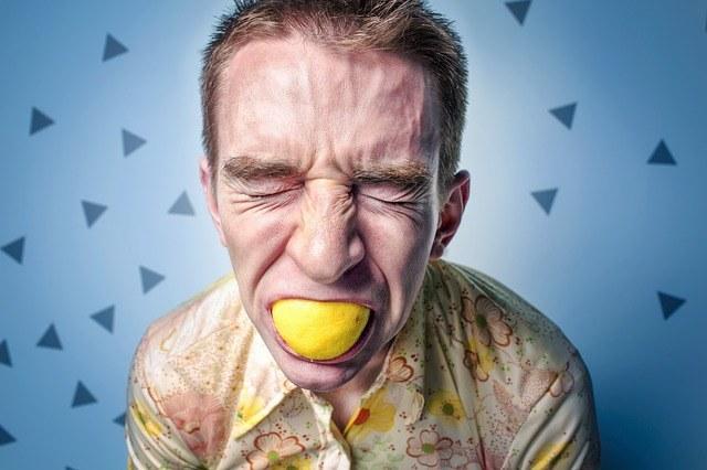 Sind saure Zitronen basisch?