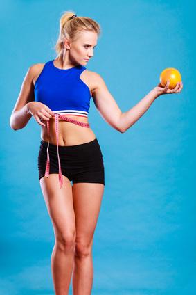 Abnehmen mit Grapefruit während einer Diät