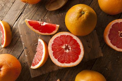 Grapefruit steckt voller Vitamine