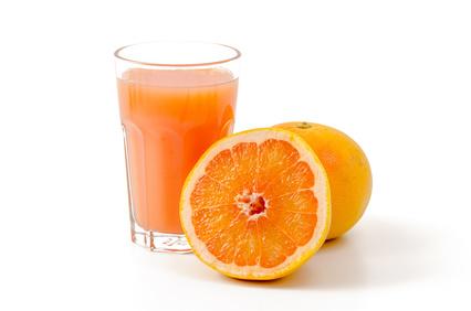 Wirkung von Grapefruitsaft