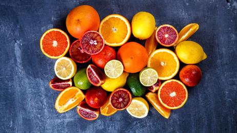 Blutorangen, Grapefruits und andere Zitrusfrüchte